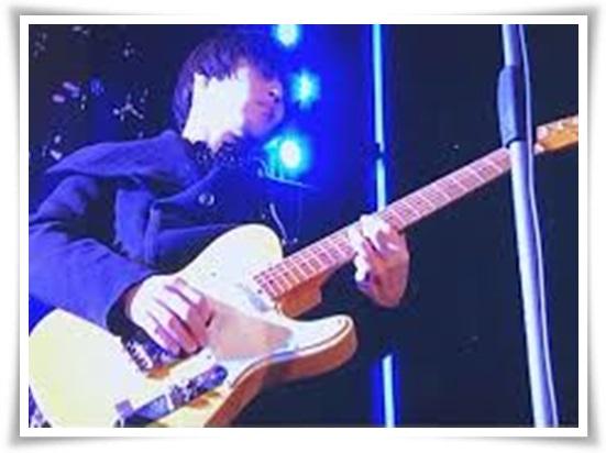 アレキサンドロス白井のギターの種類まとめ!川上洋平との音の違いも14